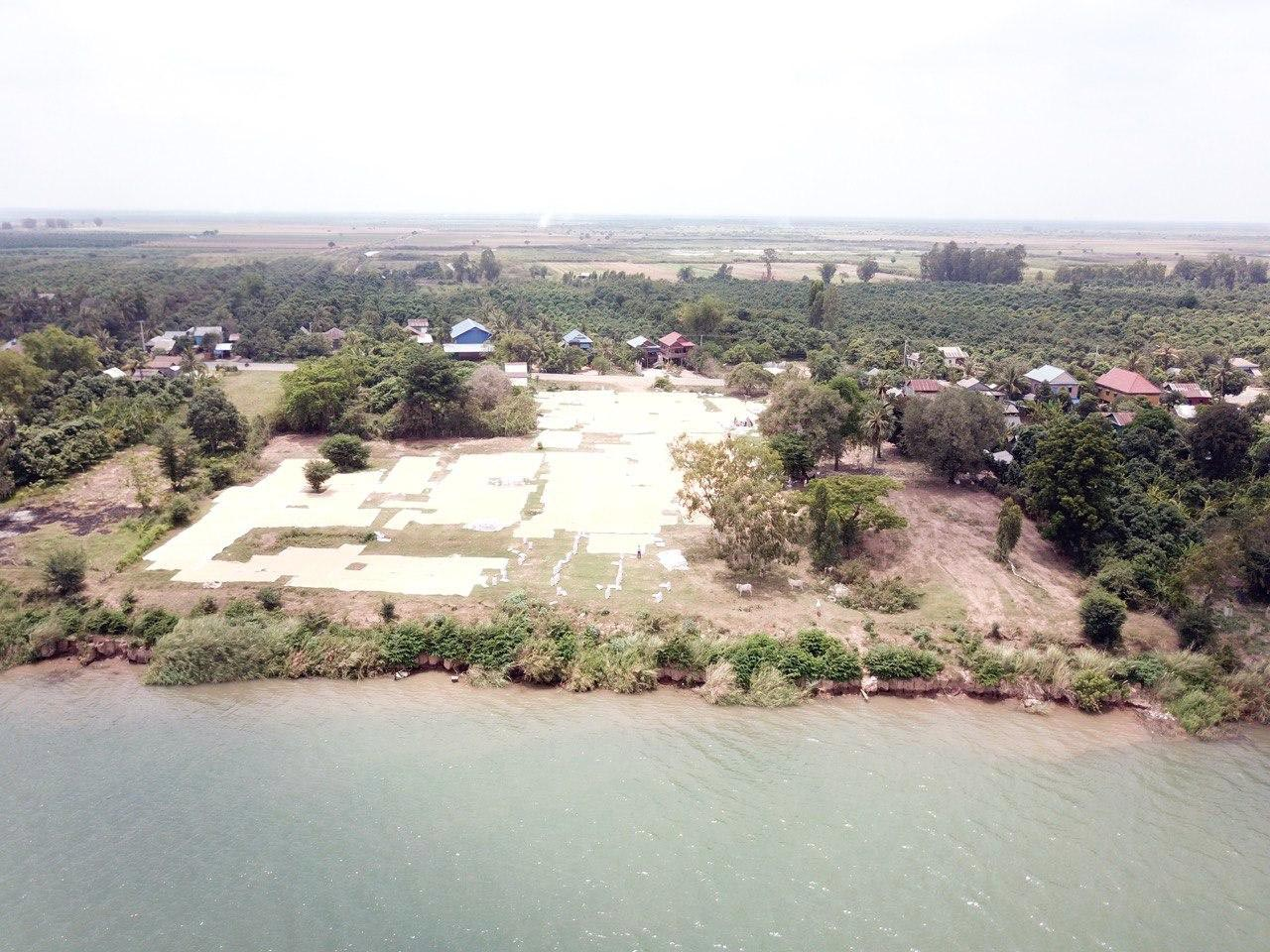 Land for Sale in Neakloung Srok Leuk Daek 1.8 ha